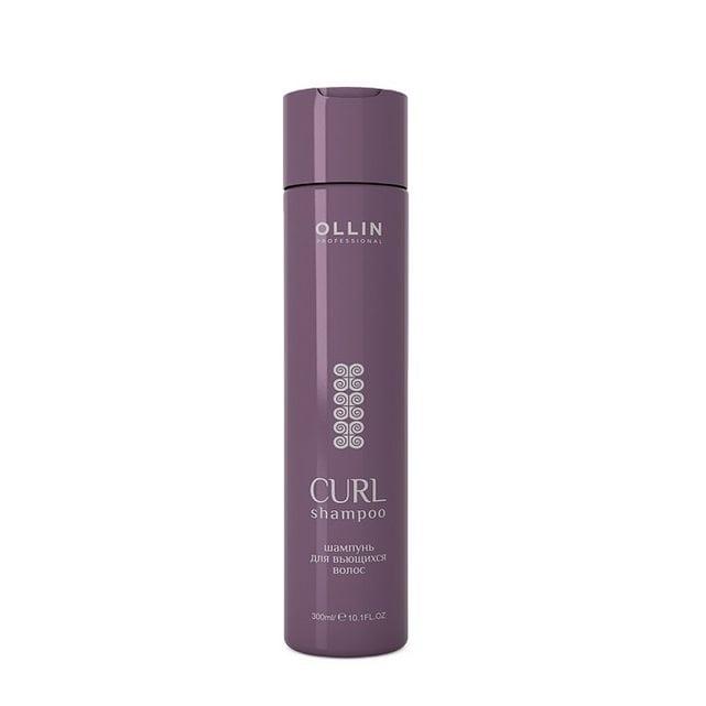 Ollin Curl Hair Шампунь для вьющихся волос 300 мл