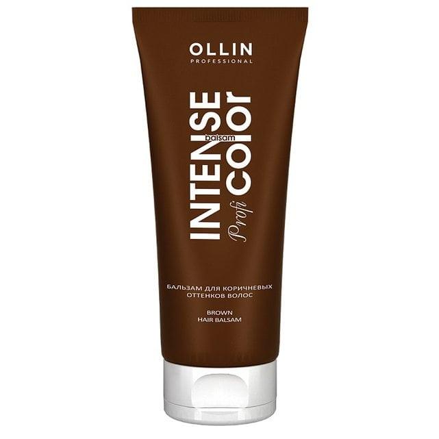Ollin Intense Profi Color Бальзам для коричневых оттенков волос 200 мл