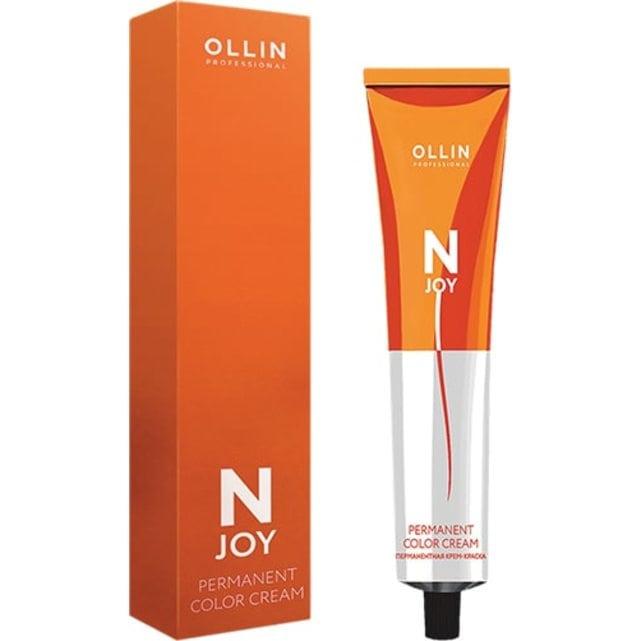 Ollin N-Joy Перманентная крем краска для волос 100 мл