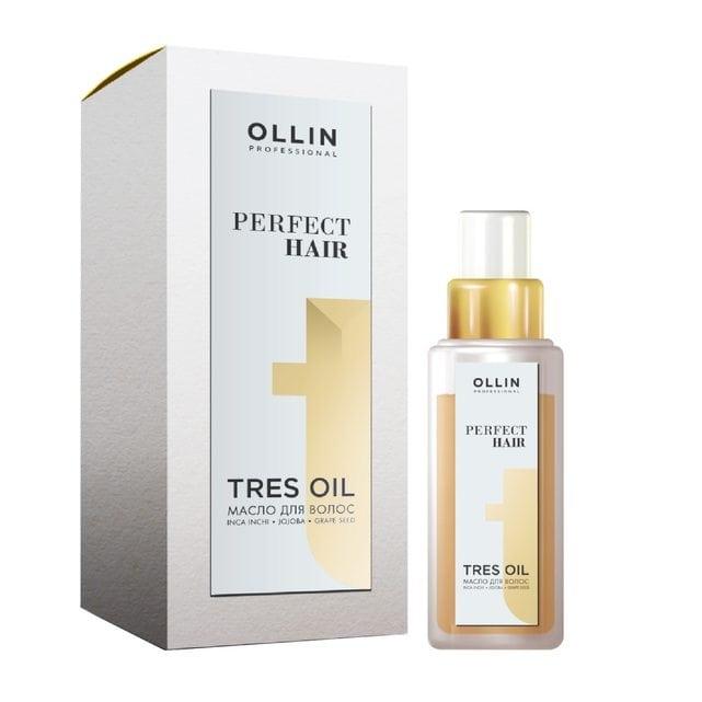 Ollin Perfect Hair Масло для волос Tres Oil 50 мл
