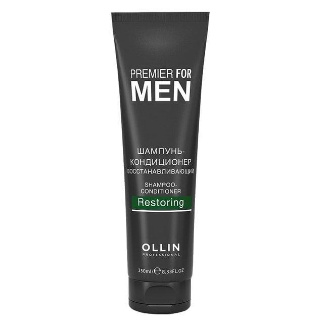 Ollin Premier For Men Шампунь-кондиционер восстанавливающий 250 мл
