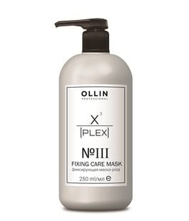 OLLIN X-Plex Фиксирующая маска-уход № 3