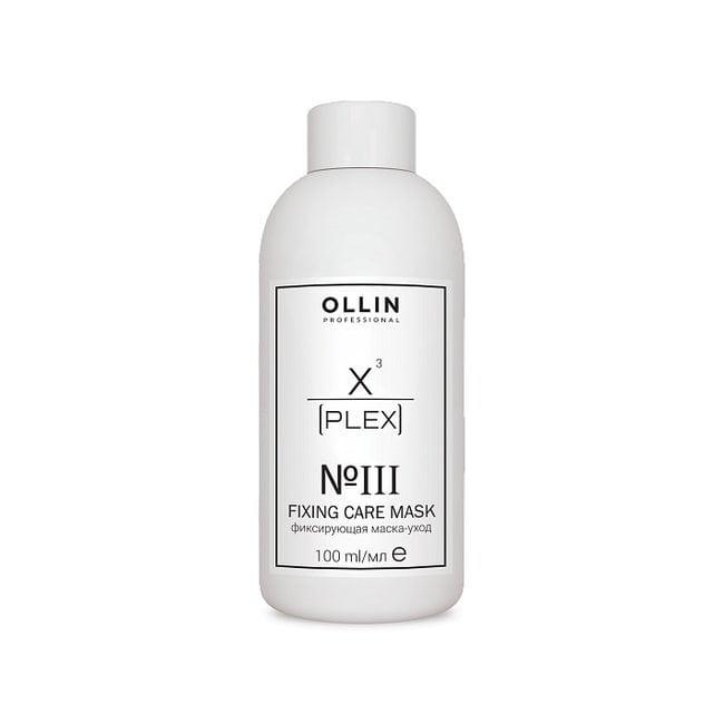 Ollin X-Plex Фиксирующая маска-уход №3 100 мл