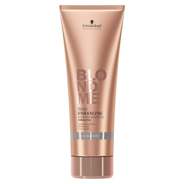 Schwarzkopf BlondMe Бондинг-шампунь для поддержания холодных оттенков блонд