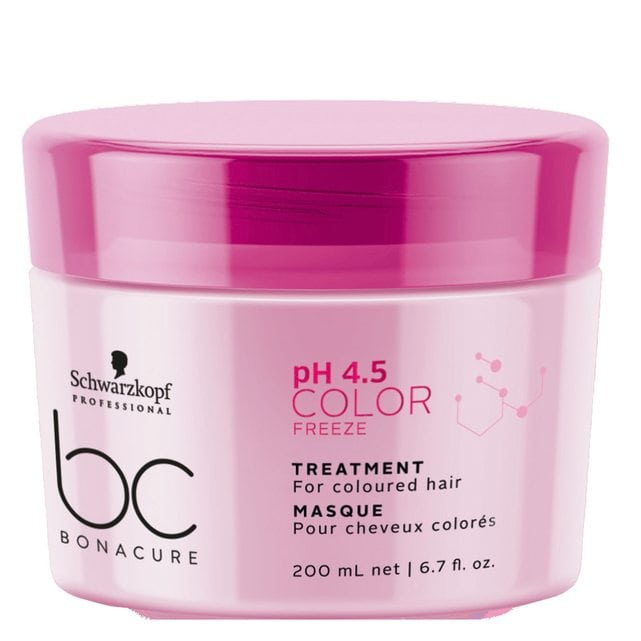 Schwarzkopf Bonacure Color Freeze Маска pH 4.5