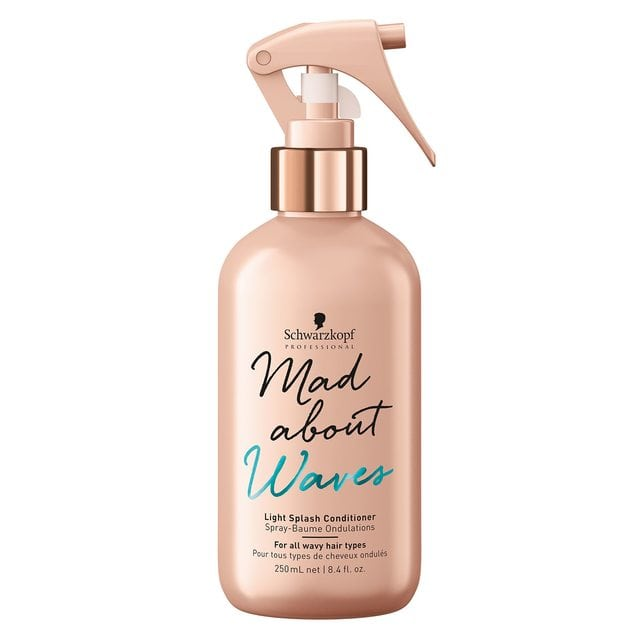 Schwarzkopf Mad About Waves Легкий кондиционер Light Splash 250 мл