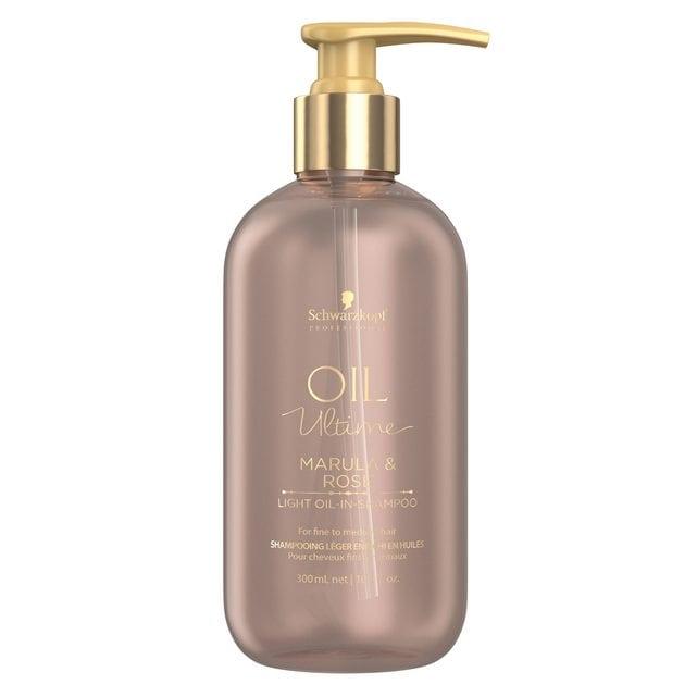Schwarzkopf Oil Ultime Light Шампунь для тонких волос