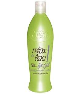 Фиксирующий крем-гель Relax or Liss SHOT
