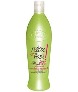 Разглаживающий состав гель Relax or Liss SHOT
