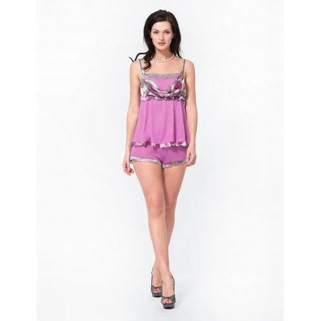 Lylla 1001-28 Пижама с шортами