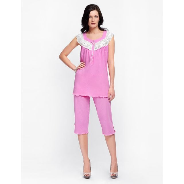Lylla 1015-20 Пижама с бриджами