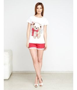 Пижама с шортами Lylla