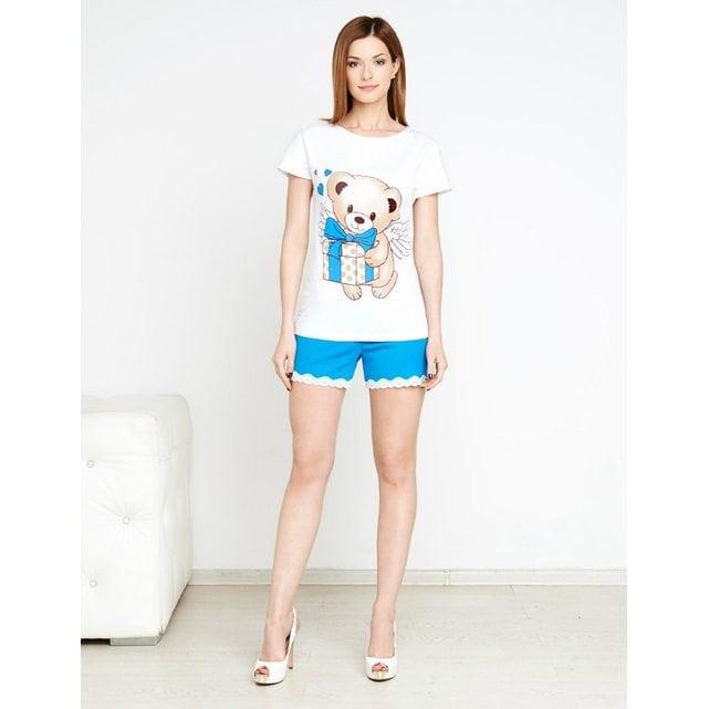 Lylla 1607-20 Пижама с шортами