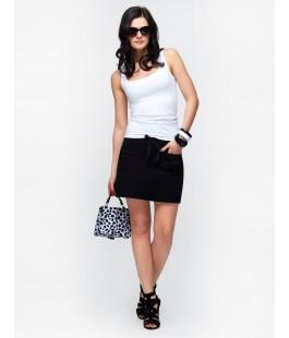 Женская юбка черный