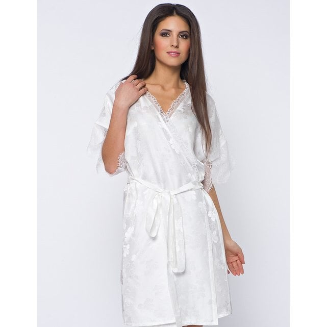 Женский халат кимоно Mia Mia Belle 5803 белый