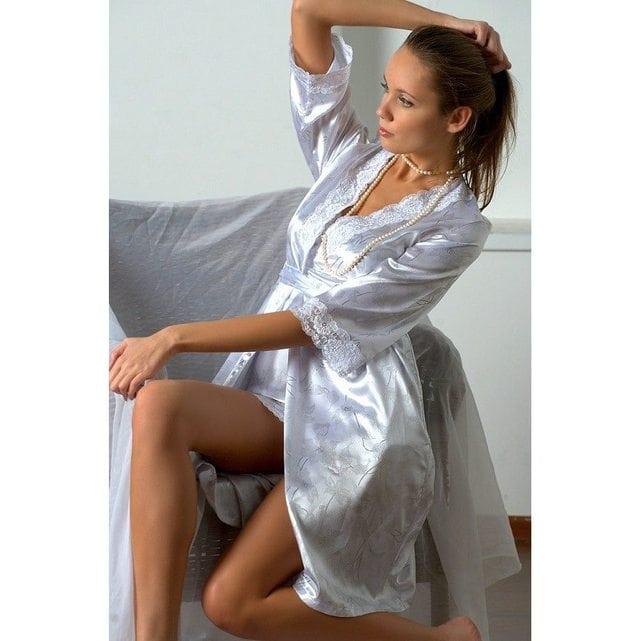 Женский халат кимоно Mia Mia 7747